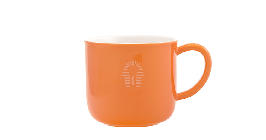 A Noble Cosmos(Orange) /Mug