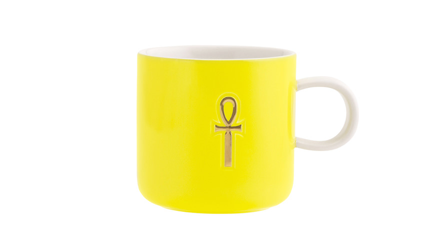 The Golden Key(Yellow) /Mug
