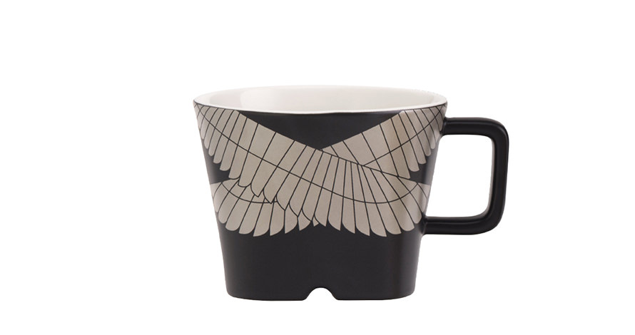 The Wings of Heaven(Black) /Mug
