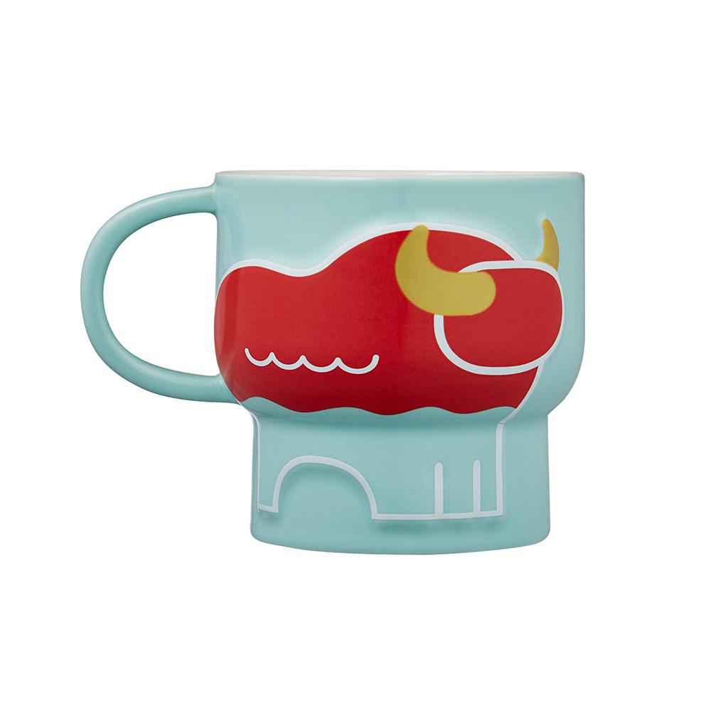 Bullish at Heart /mug