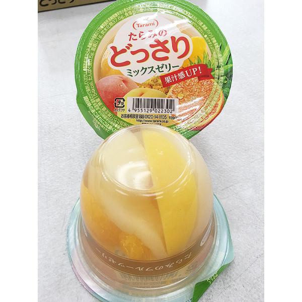 日本頂級綜合果凍(6入/盒)