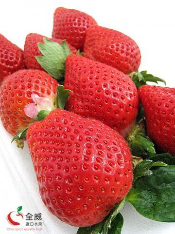 日本草莓(2盒裝)-每盒約6~9入