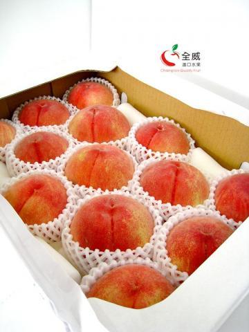日本山梨水蜜桃XXL號(13入),最強【春日居】秀水蜜桃