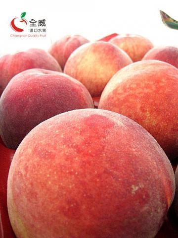 美國桃仙子水蜜桃(18入/箱),品質最好、最值得信任的品牌,香甜的加州脆桃