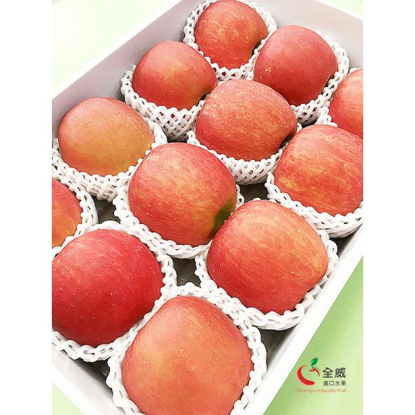 日本青森富士蘋果L號(12入/箱)