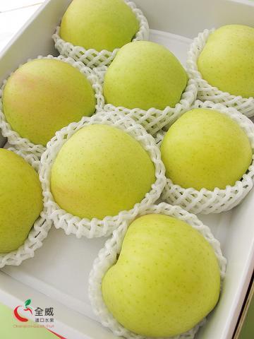 日本青森黃王蘋果(8入/盒)