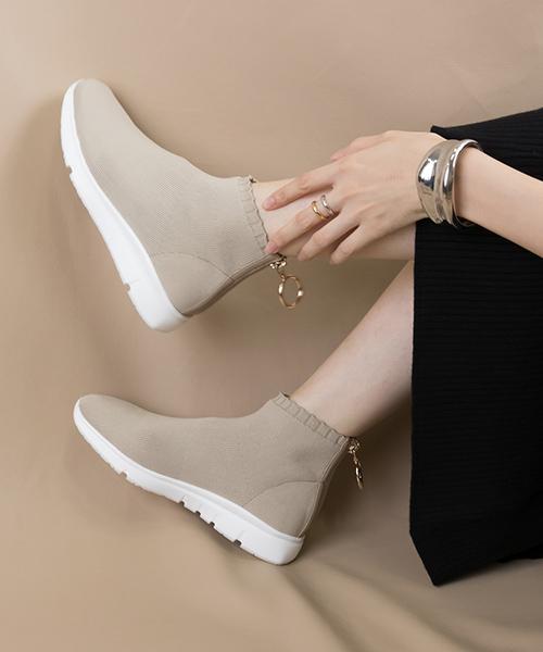 柔軟舒適針織運動鞋/EH9597