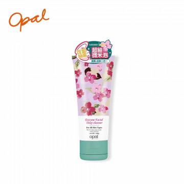 【澳寶Opal】酵素深層淨透潔面乳-120g