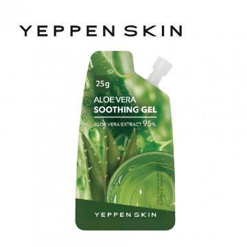 韓國【YEPPEN SKIN】蘆薈舒緩保濕凝膠-H001-25g