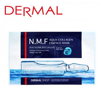 韓國DERMAL N.M.F 海水膠原精華面膜