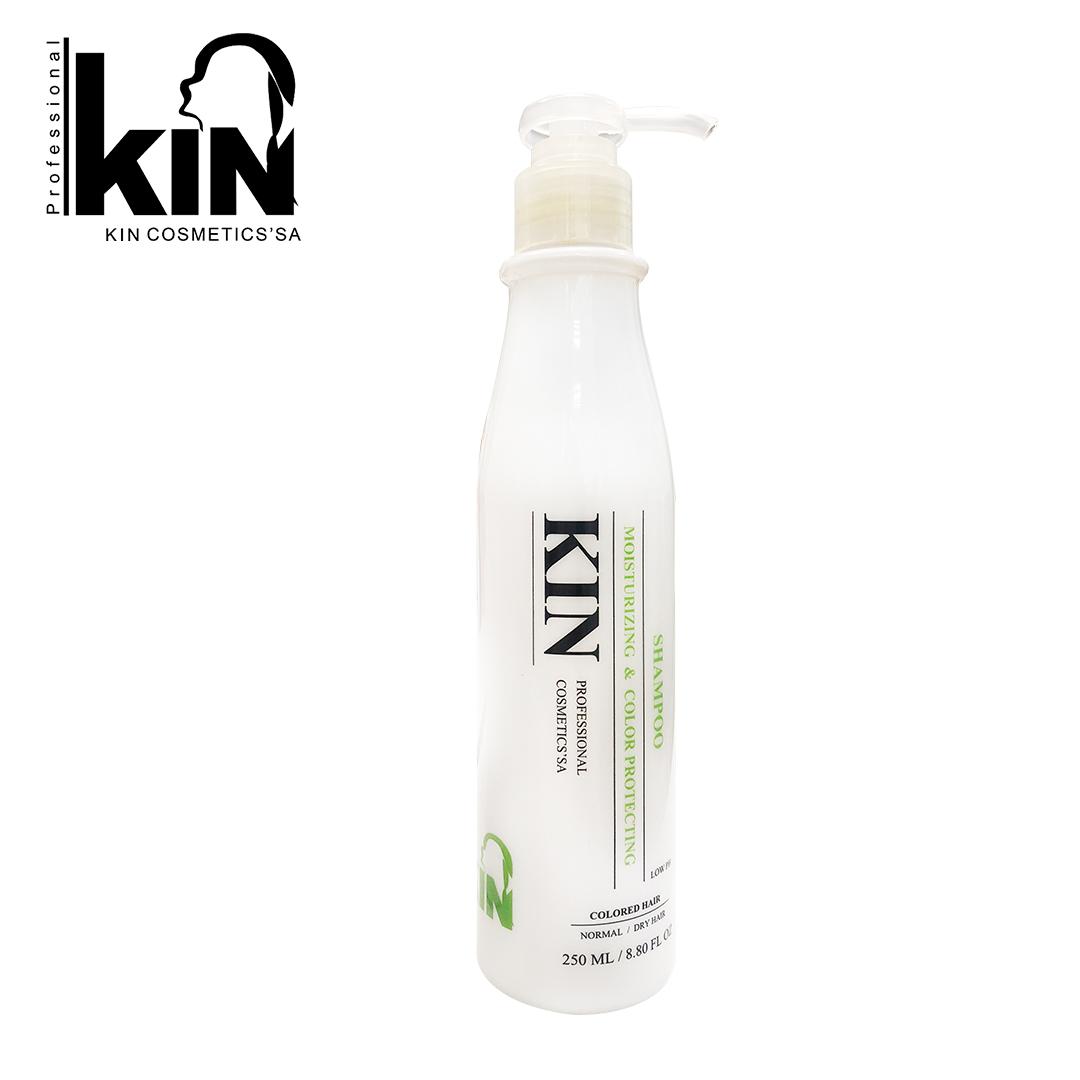 【KIN】酸蛋白保濕護色洗髮精(乾性髮質、染燙適用)