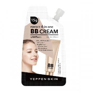 韓國【YEPPEN SKIN】完美六合一BB霜