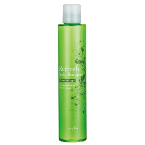 NAPLA有機純淨洗髮精|輕盈微涼(綠)