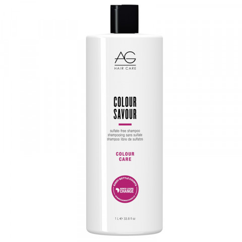 AG護色洗髮精
