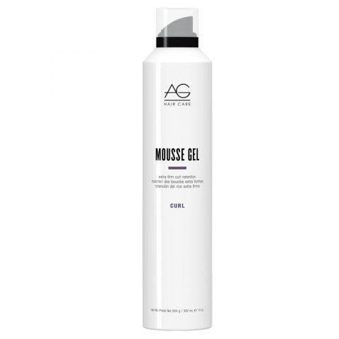 AG捲髮專用造型慕斯