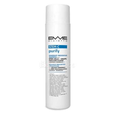 EMME葡萄多酚平衡洗髮精