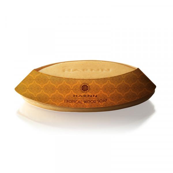 【HARNN】熱帶之木精油皂(100g)