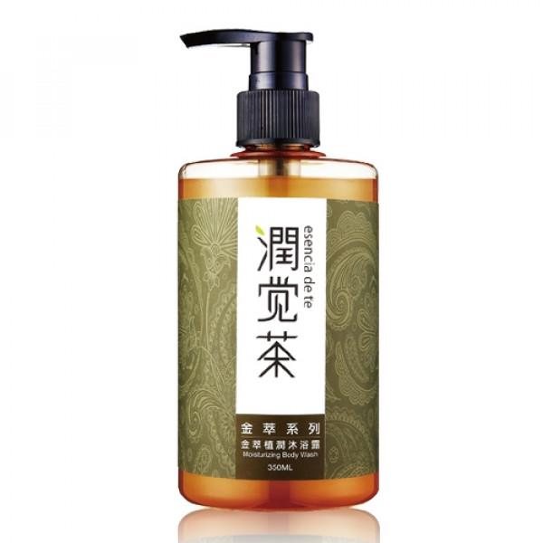 金萃植潤茶籽沐浴露 350ml