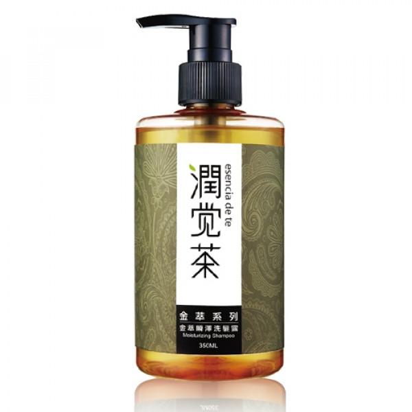 金萃瞬澤茶籽洗髮露 350ml