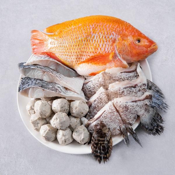 【Hi-Q fresh】嘗鮮魚箱 (免運送到家)