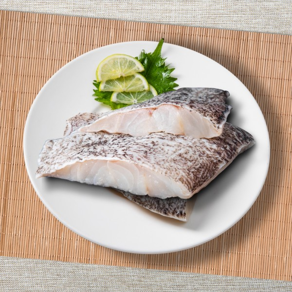 【Hi-Q fresh】龍虎斑魚排(450g/2-3入/包)