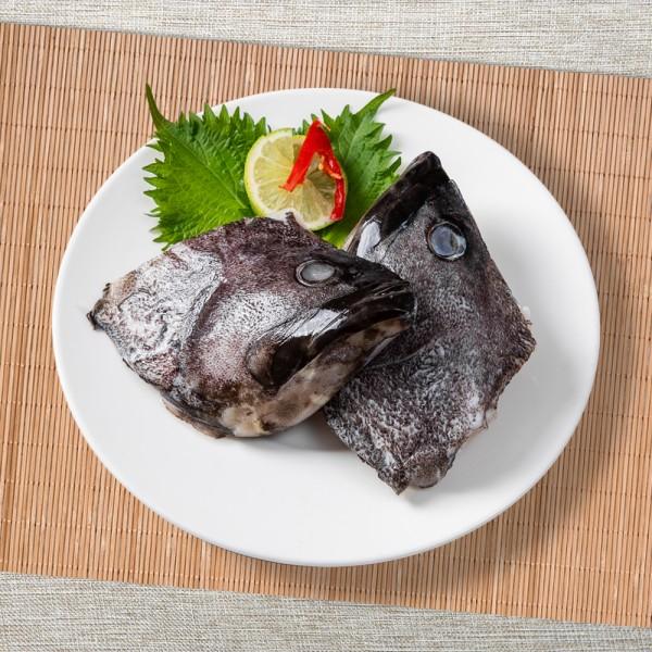 【Hi-Q fresh】龍虎斑魚頭(500g/包)