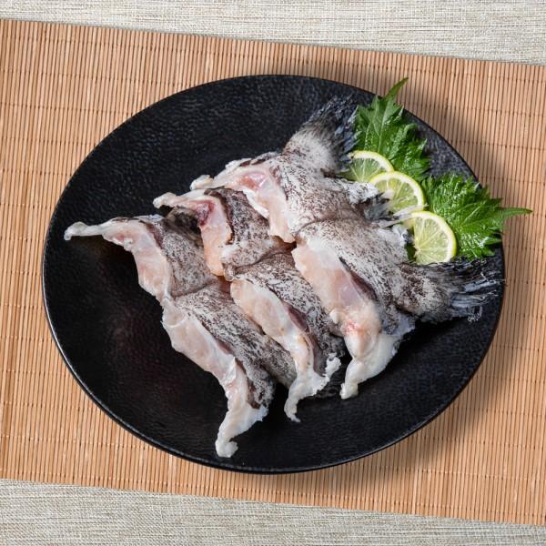 【Hi-Q fresh】龍虎斑下巴(450g/包)