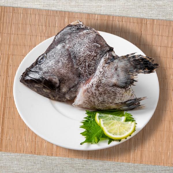 【Hi-Q fresh】龍虎斑魚頭+下巴組(500g/包)
