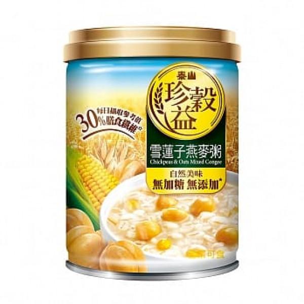 泰山珍榖益雪蓮子燕麥粥