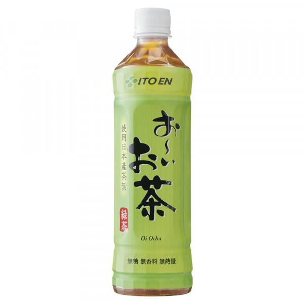 伊藤園淡味綠茶