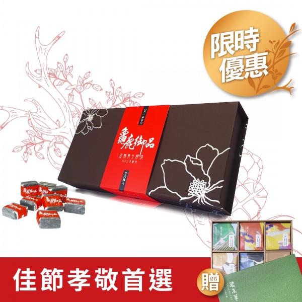 【佳節好禮】龜鹿御品x1盒【贈節氣飲禮盒x25包入】