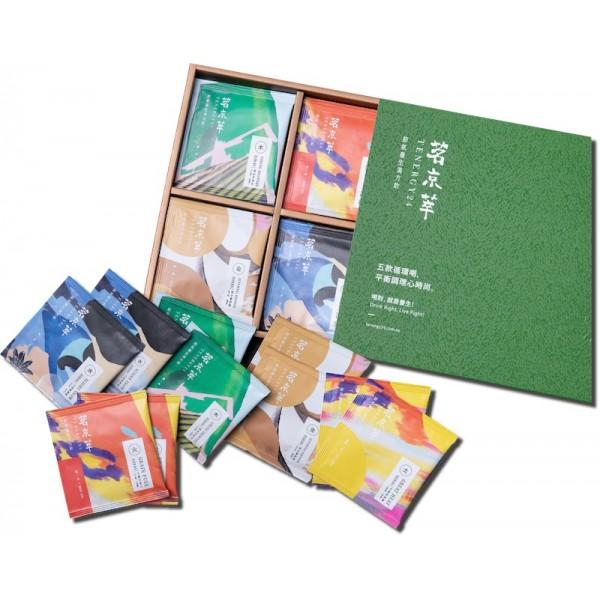 節氣養生漢方飲禮盒【均衡】