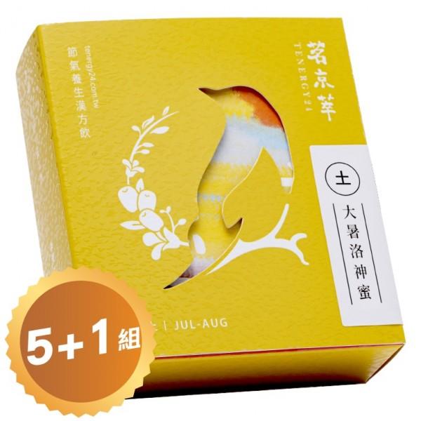 【限時】【買5送1】節氣養生漢方飲-大暑洛神蜜 【美顏】