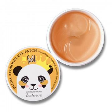 熊貓黃金水凝膠眼膜