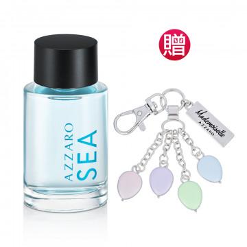 海洋潑潑中性淡香水100ml(贈)晶采鑰匙圈