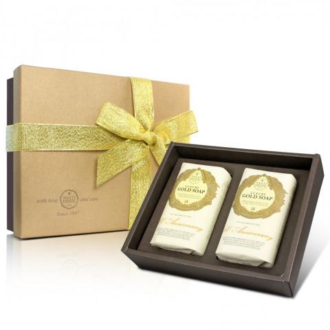 義大利經典黃金皂禮盒