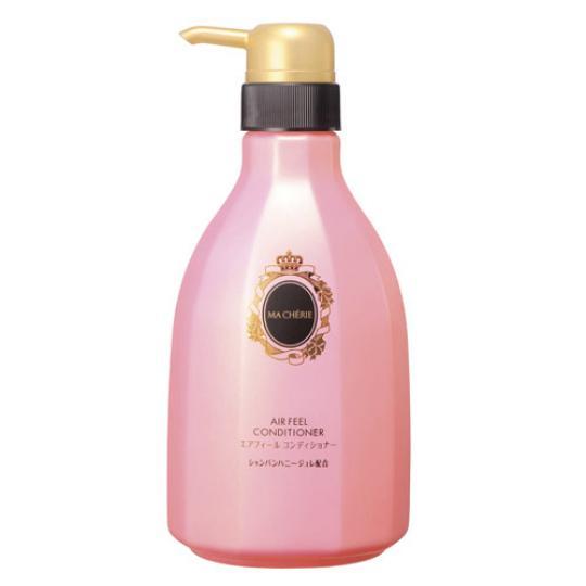MA CHERIE 瑪宣妮粉紅香檳潤髮乳(蓬鬆感) 500ml