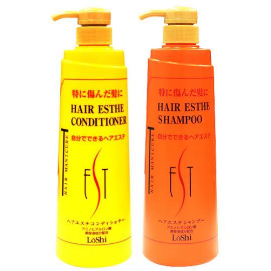 COSMETEX ROLAND 露絲EST修護髮絲洗髮水/護髮素 750ml(兩款任選)