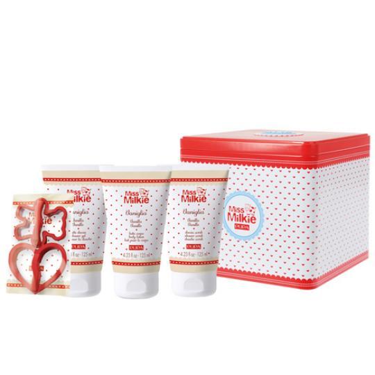 PUPA 甜心牛奶保養禮盒(三款任選)