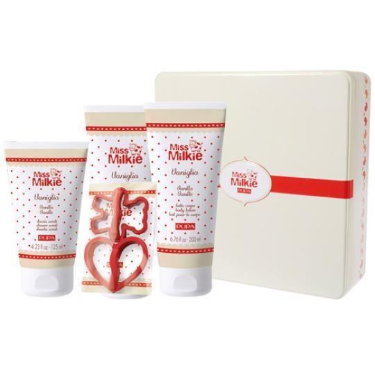 PUPA 甜心牛奶深層清潔禮盒(三款任選)