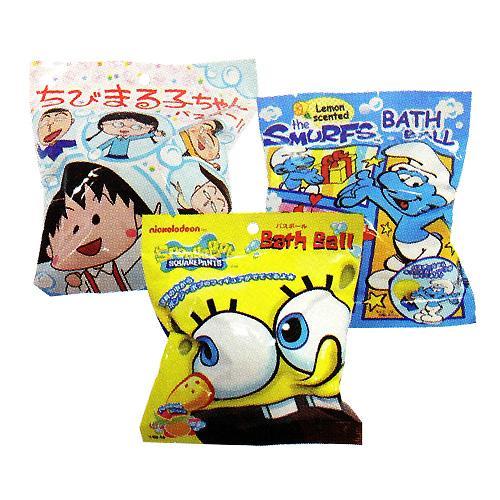 PALTY 卡通沐浴球(五款任選)