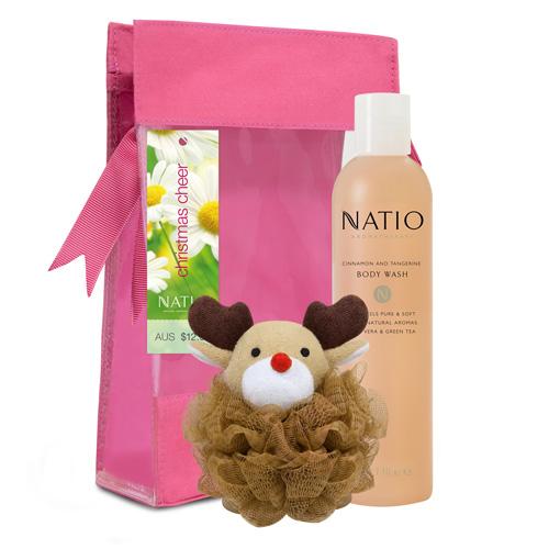 NATIO 香薰造型浴球禮盒