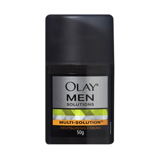 歐蕾OLAY Men潤能多效透氣保濕露50g