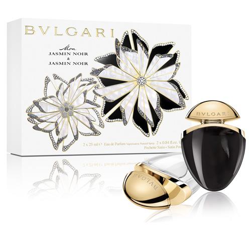 [福利品出清]BVLGVRI 寶格麗 夜茉莉及我的夜茉莉淡香精禮盒(25ML+25ML)