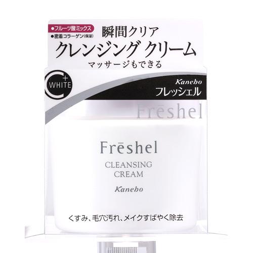 kanebo 膚蕊 卸粧按摩霜250g