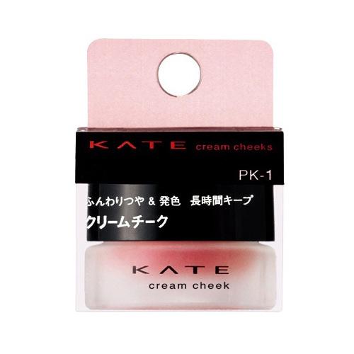 KATE凱婷 柔幻光腮紅霜 PK-1