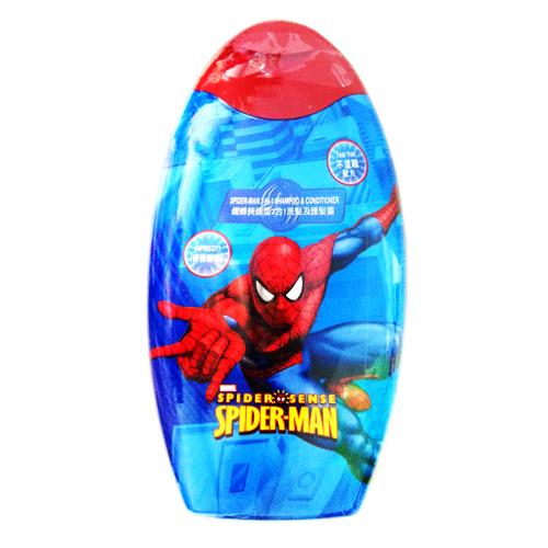 蜘蛛俠2合1洗髮精 300ml(杏桃香味)