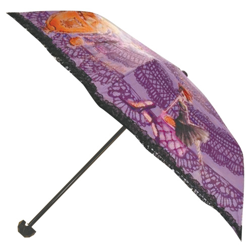 Sasa tinnie 莎莎插畫家復刻版晴雨兩用折疊傘