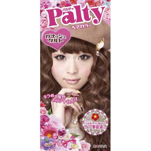 日本 PALTY 芭露蒂2012魔髮復色染劑(生巧克力塔)