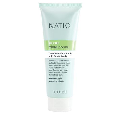 NATIO 淨油肌輕柔煥膚霜100g
